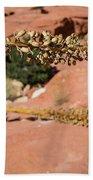 Red Rock Canyon Nv 11 Bath Towel