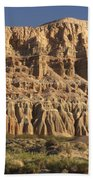 Red Rock Canyon State Park Bath Towel
