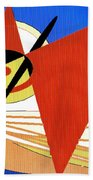 Red Sails In The Sunset Bath Towel