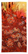 Red Sea Bath Towel