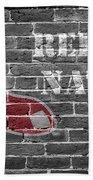 Red Sox Nation Bath Towel