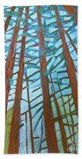 Redwood Trees Hand Towel