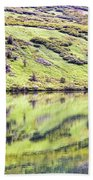Reflections Alaska  Bath Towel