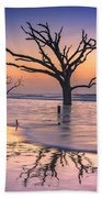 Reflections Erased - Botany Bay Bath Towel