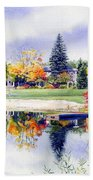 Reflections Of Home Bath Towel