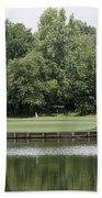 Renditions Golf - 13th Bath Towel
