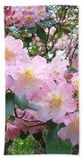 Rhododendron Flowers Garden Art Prints Floral Baslee Troutman Bath Towel