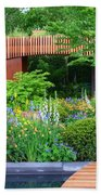 Rhs Chelsea Homebase Urban Retreat Garden Bath Towel