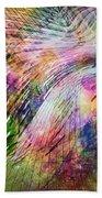 Rhythm And Hues Bath Towel by Barbara Berney