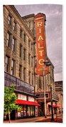 Rialto Square Theatre Bath Towel