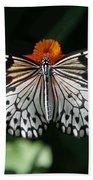 Rice Paper Butterfly Bath Towel