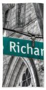 Richards Street Bath Towel