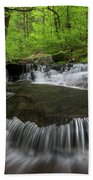 Ricketts Glen State Park Pennsylvania Bath Towel