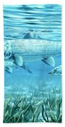 Ride The Tide Hand Towel