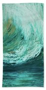 Ride The Wave Hand Towel