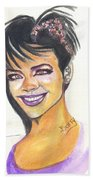 Rihanna Bath Towel