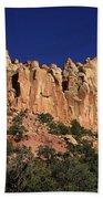 Rimrocks, State Of Utah Hand Towel