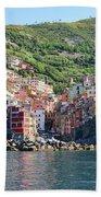 Riomaggiore 0583 B Bath Towel