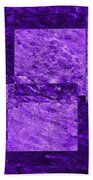 Ripple Effect Bath Towel