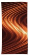 River Of Fire Bath Towel