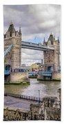 River Thames Bath Towel