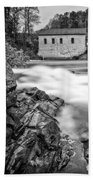 Roanoke River Flow Bath Towel