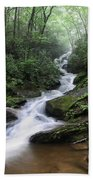Roaring Fork Falls Bath Towel