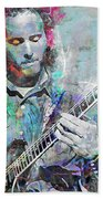 Robby Krieger Hand Towel