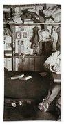 Robert Falcon Scott Hand Towel