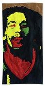 Robert Nesta Marley Bath Towel
