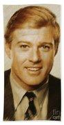 Robert Redford, Actor Bath Towel