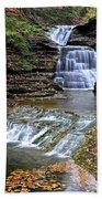 Robert Treman Waterfall Bath Towel