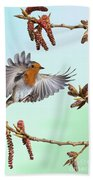 Robin And Poplar Bath Towel