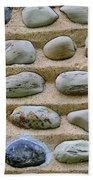 Rock Abstract Bath Towel