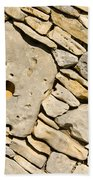 Rock Architecture Five Bath Towel