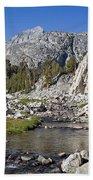 Rock Creek Hike Bath Towel