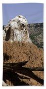 Rock Formations Bath Towel