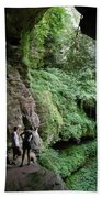 Rock House Overlook Bath Towel