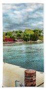 Rockport Inner Harbor Bath Towel