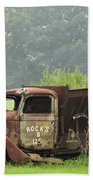 Rocks B Us 1 Bath Towel