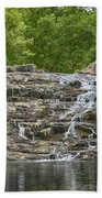 Rocky Falls Ozark National Scenic Riverways Dsc02788 Bath Towel