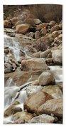 Rocky Mountain Cascade Bath Towel