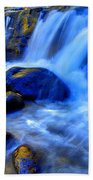 Rocky Mountain Cascade Bath Towel