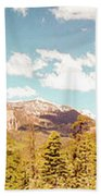Rocky Mountain Panorama Too Bath Towel