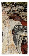 Rocky Pools - Wreck Island Bath Towel