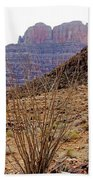 Rocky Slope Grand Canyon Hand Towel