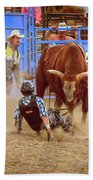 Rodeo Rider Down Hand Towel