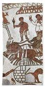 Roman Mosaic: 5th Century Bath Towel