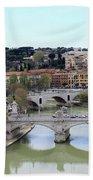 Rome River Bath Towel