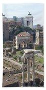 Rome The Old New World Bath Towel